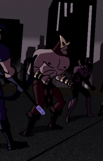 B'Wana Beast (The Brave and the Bold: Deep Cover for Batman!)