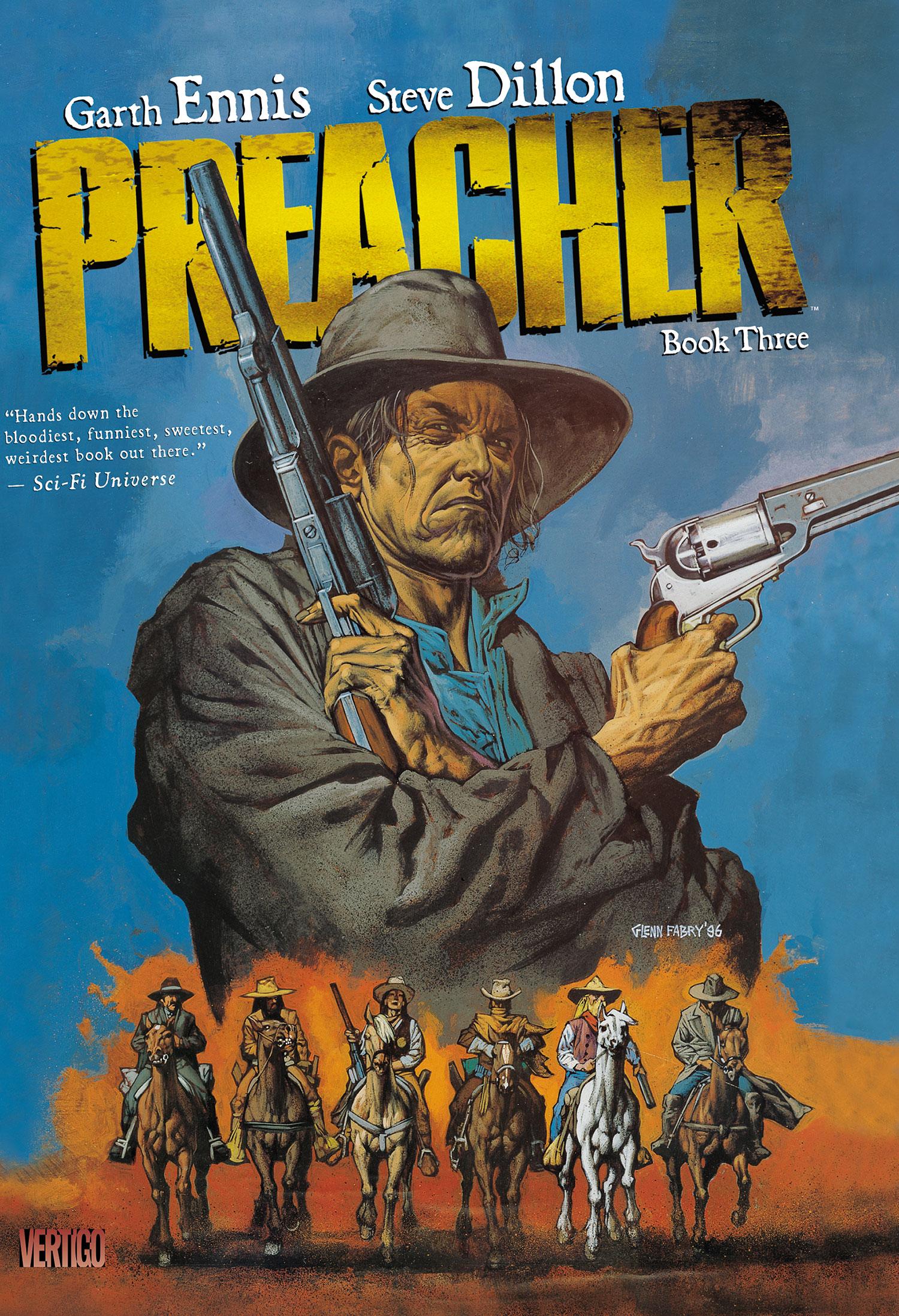 Preacher: Book Three (Collected)
