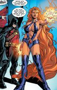 Red Robin and Starfire Injustice Regime 0001
