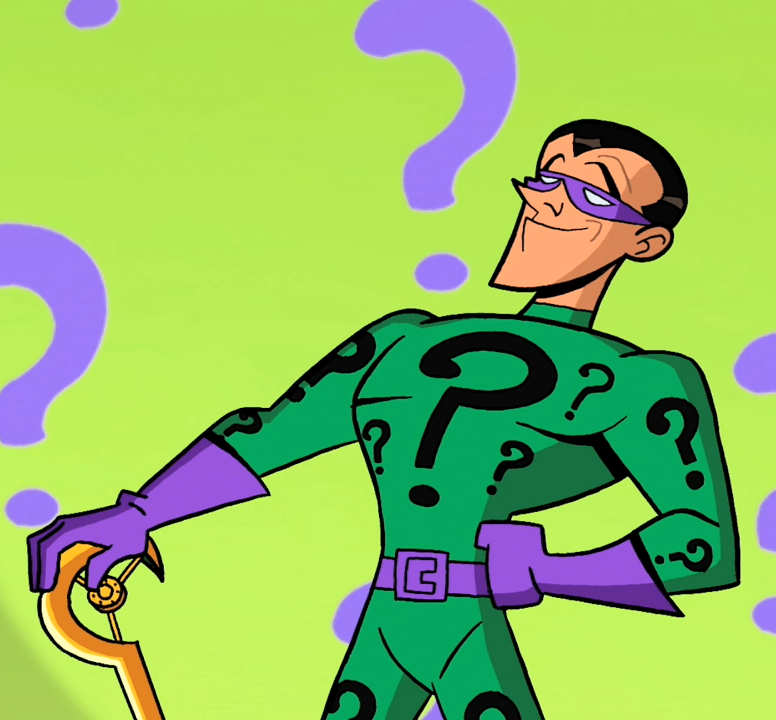 Edward Nygma (The Brave and the Bold)
