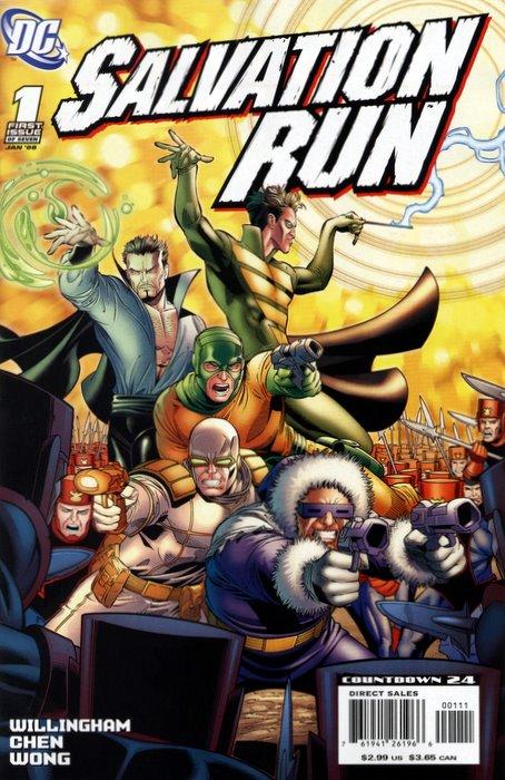 Salvation Run Vol 1