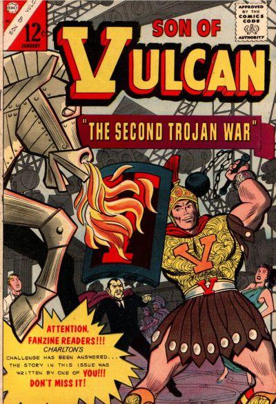 Son of Vulcan Vol 1 50