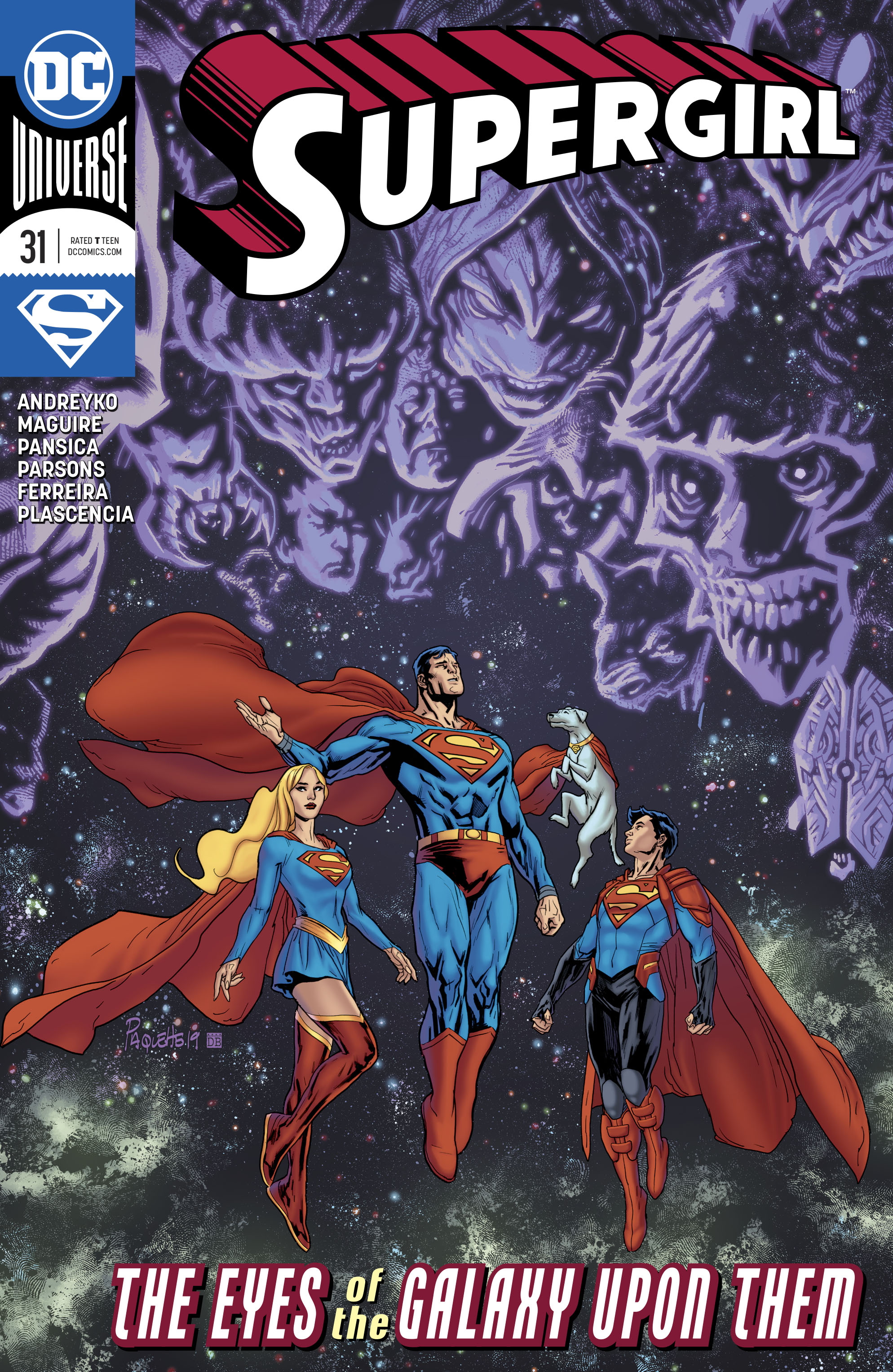 Supergirl Vol 7 31