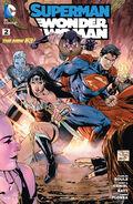 Superman Wonder Woman Vol 1 2