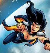 Superwoman Earth-3 001