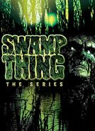 Swamp Thing (1990 TV Series) Promotional Poster