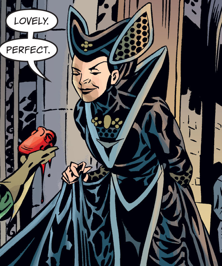 The Evil Queen (Fables)