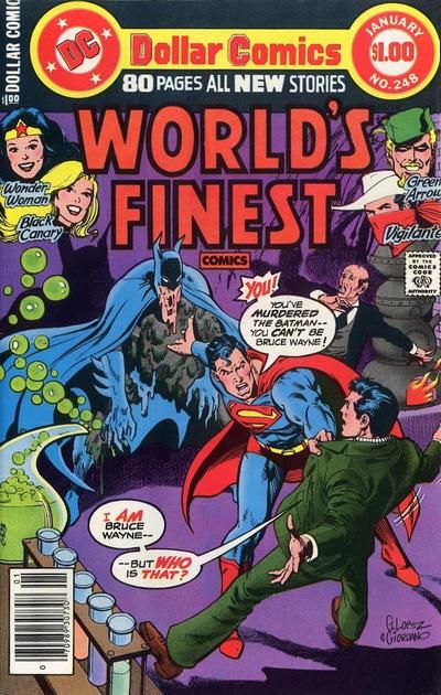 World's Finest Vol 1 248