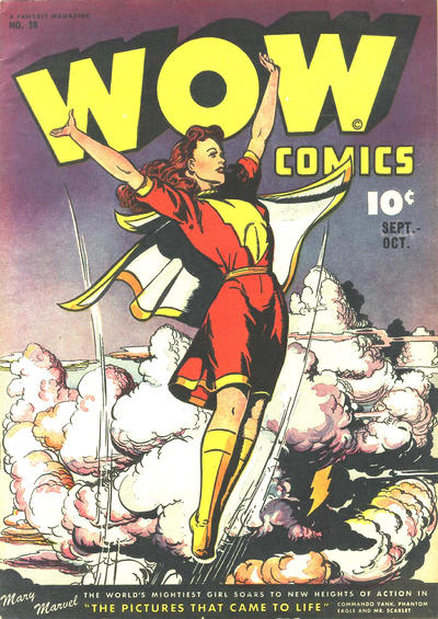 Wow Comics Vol 1 38