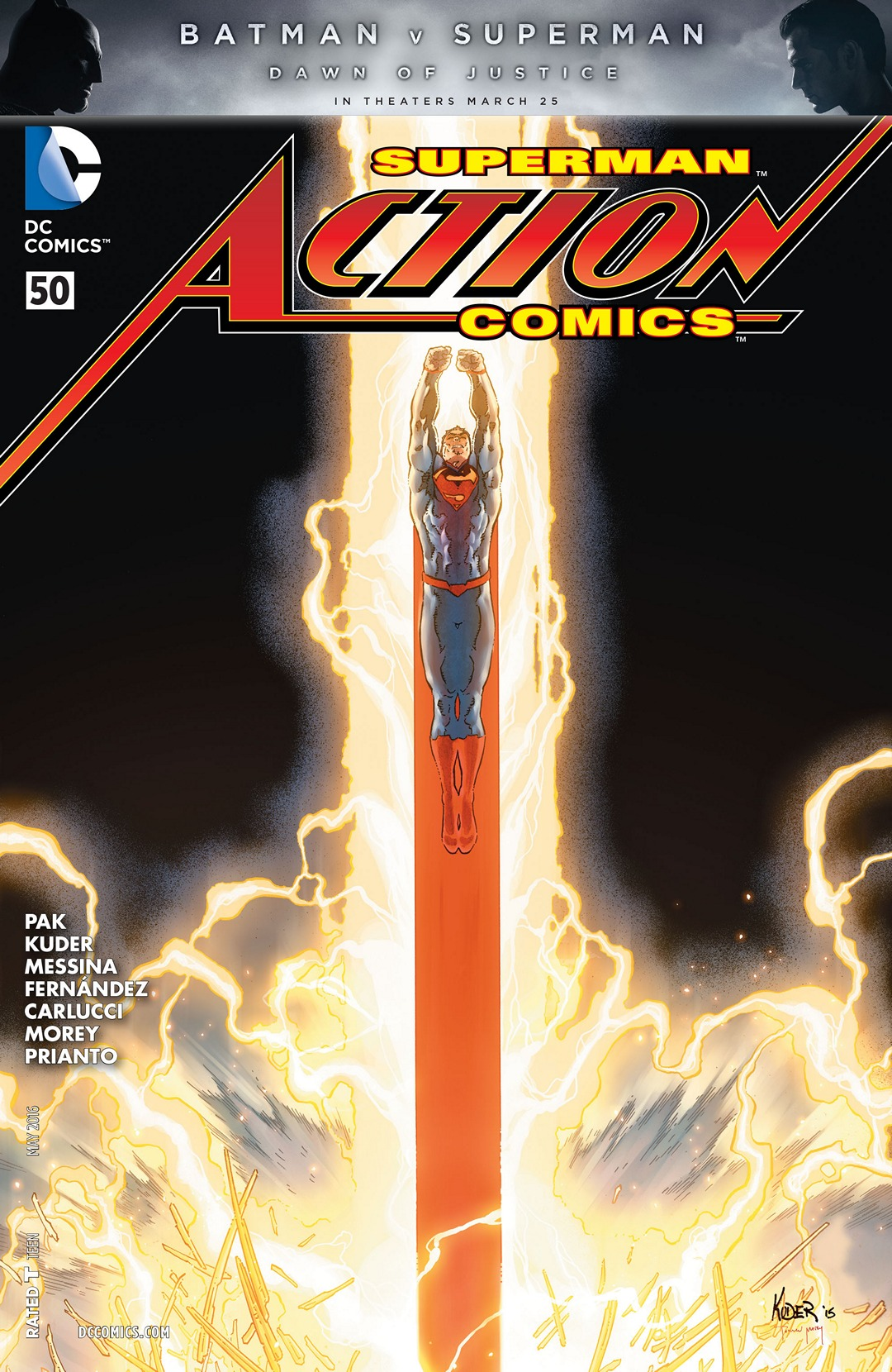Action Comics Vol 2 50