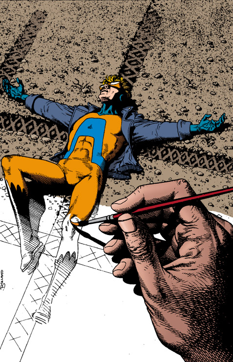 Animal Man Vol 1 5