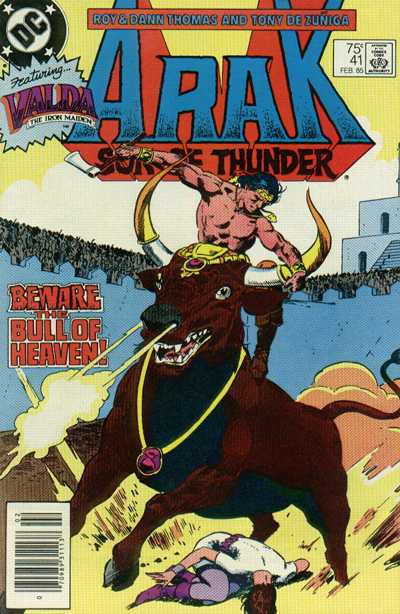 Arak: Son of Thunder Vol 1 41