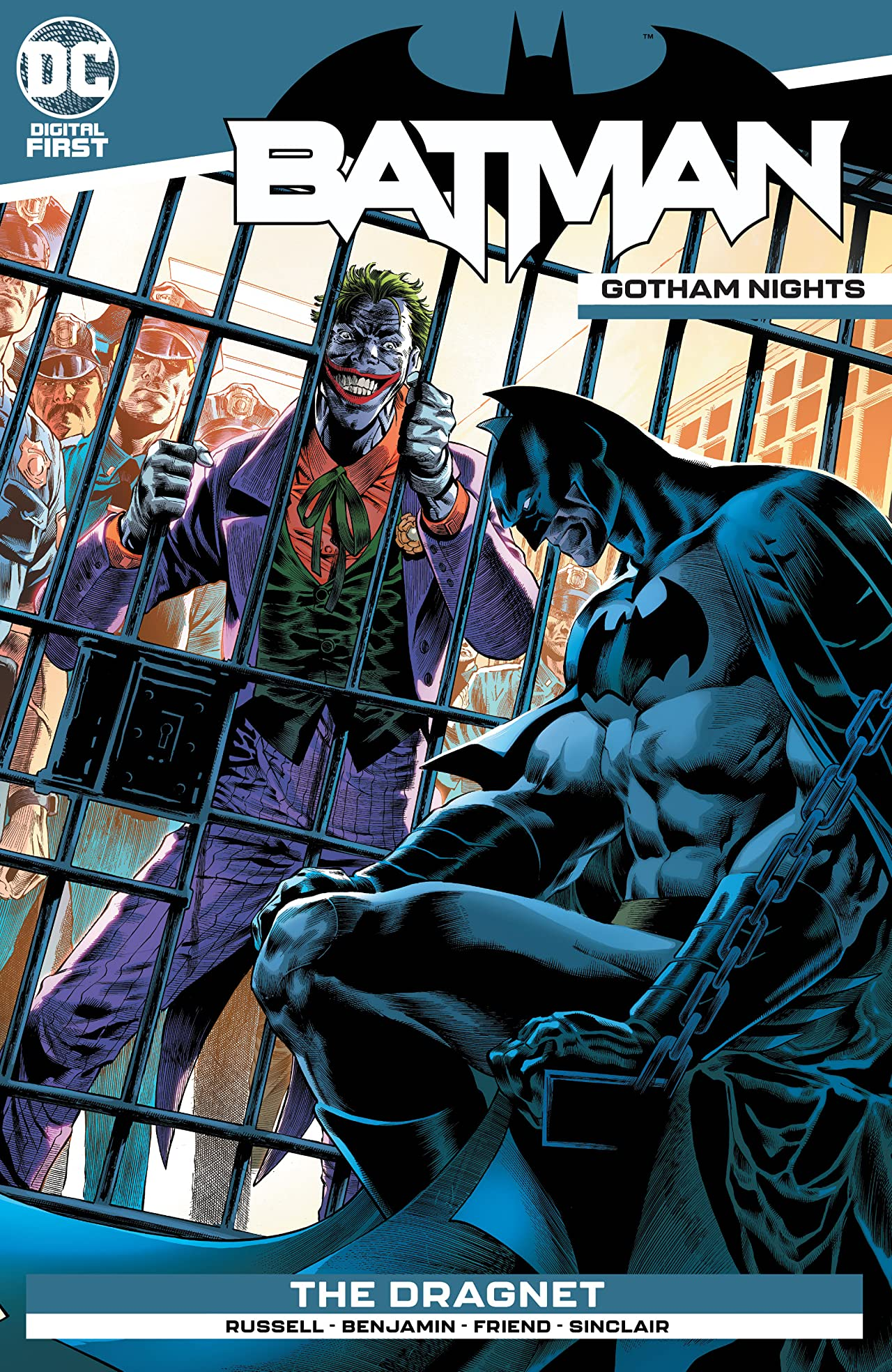 Batman: Gotham Nights Vol 1 4 (Digital)