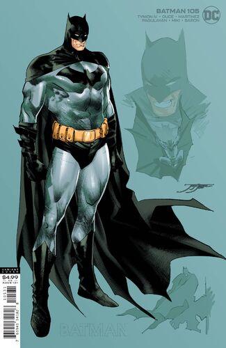 1:25 Batman Variant