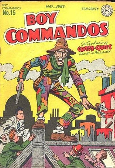 Boy Commandos Vol 1 15