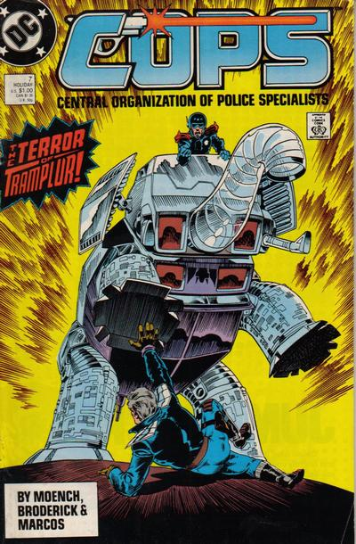COPS Vol 1 7