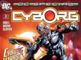 DC Special: Cyborg Vol 1 3