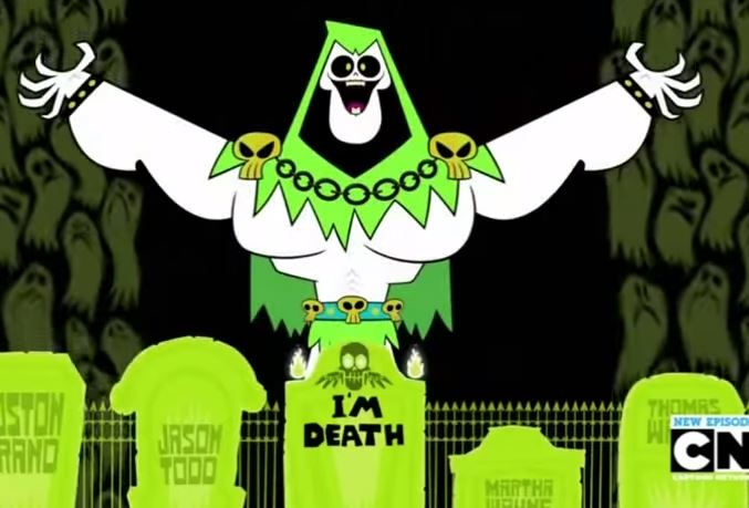 Death (Teen Titans TV Series)