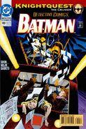 Detective Comics 669