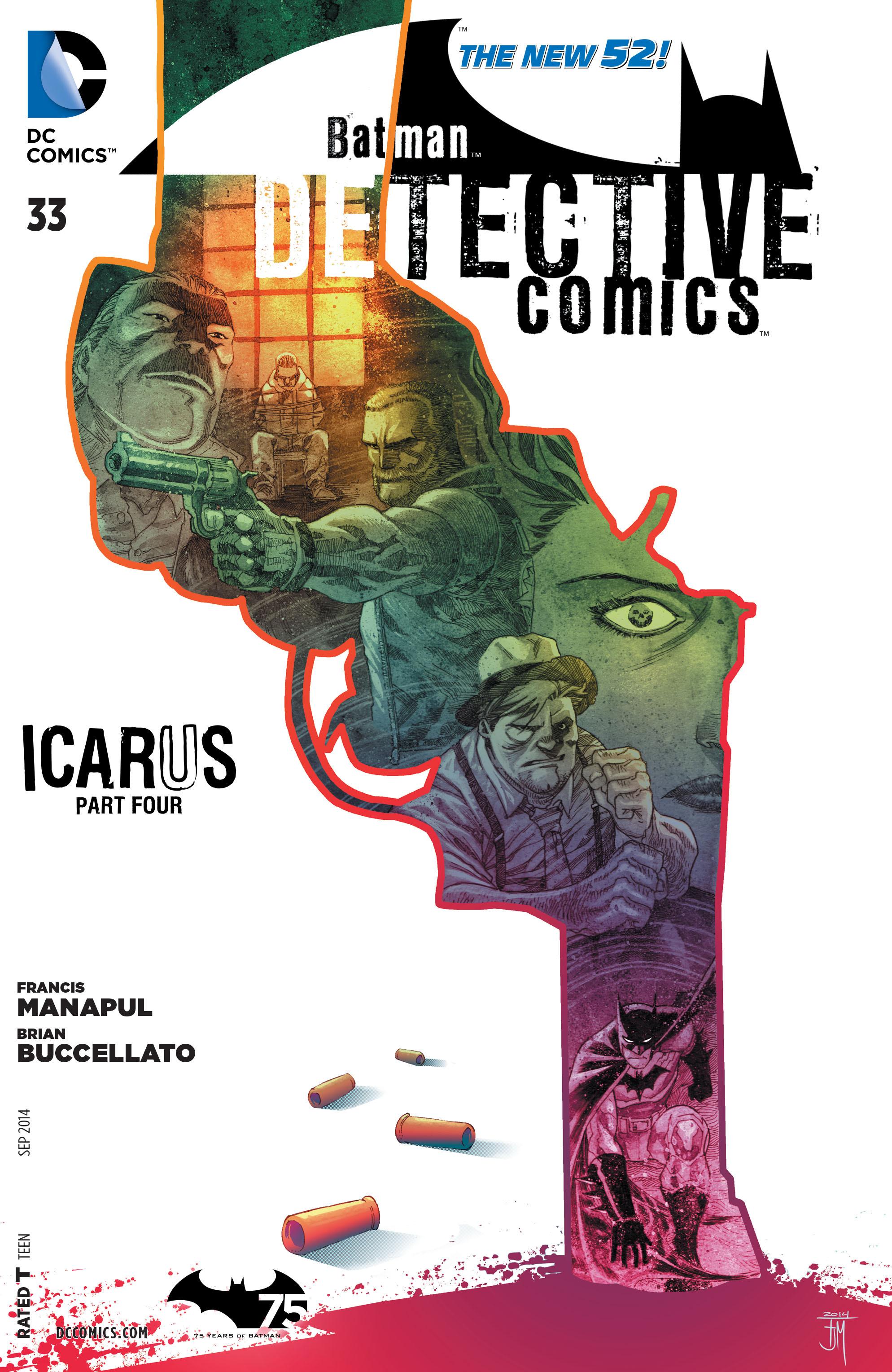 Detective Comics Vol 2 33