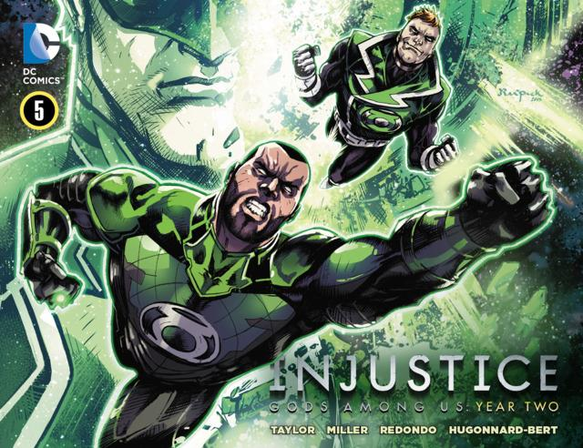 Injustice: Gods Among Us: Year Two Vol 1 5 (Digital)