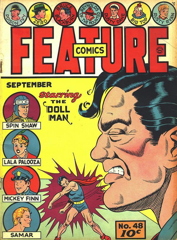 Feature Comics Vol 1 48
