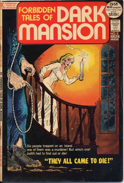 Forbidden Tales of Dark Mansion Vol 1 5