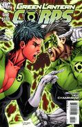 Green Lantern Corps Vol 2 62