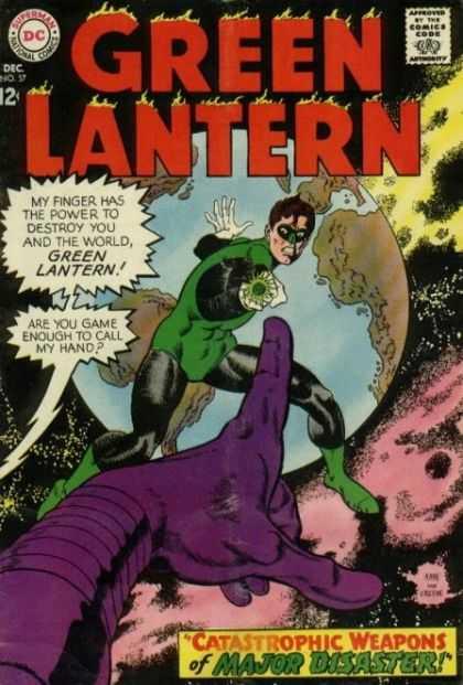 Green Lantern Vol 2 57