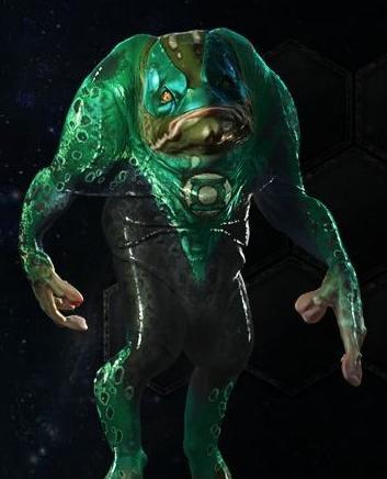 Green Man (Green Lantern Movie)