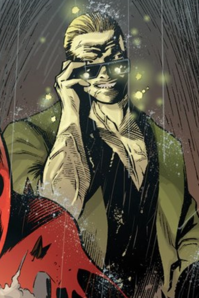 Guy Mandrake (Prime Earth)