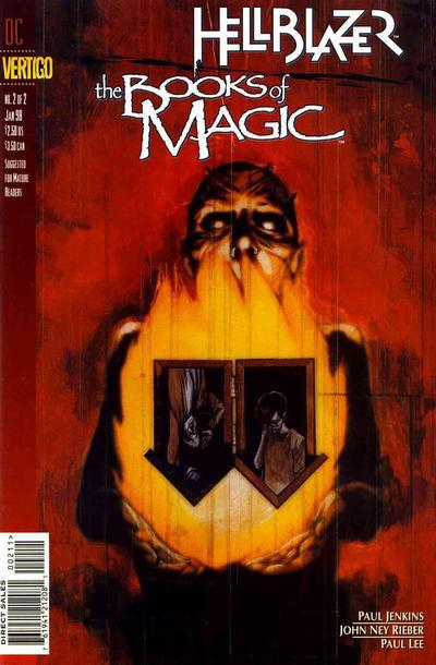 Hellblazer/The Books of Magic Vol 1 2