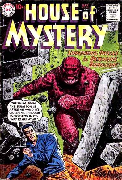 House of Mystery Vol 1 98
