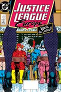 Justice League Europe Vol 1 6