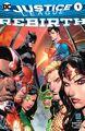 Justice League Rebirth Vol 1 1