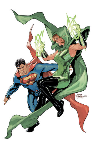 Textless Terry Dodson Variant