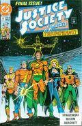 Justice Society of America Vol 1 8