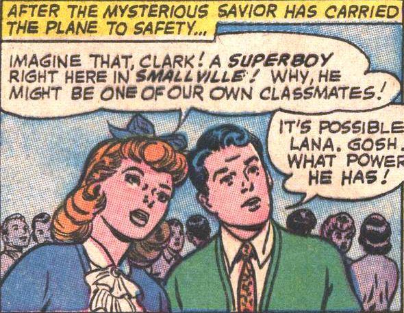 Lana Lang (Earth-167)