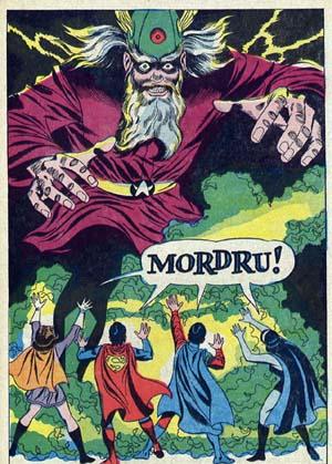Mordru (Pre-Zero Hour)