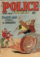 Police Comics Vol 1 89