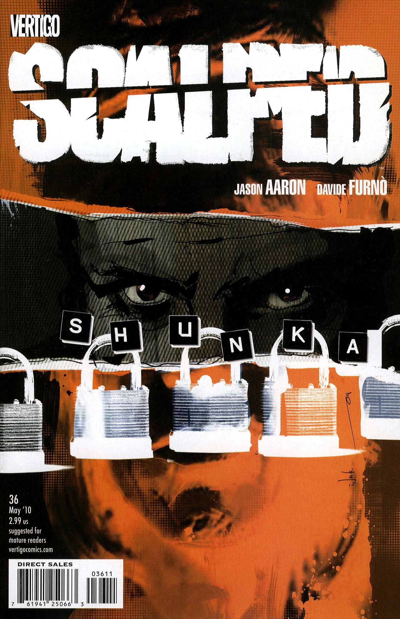 Scalped Vol 1 36