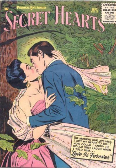 Secret Hearts Vol 1 35