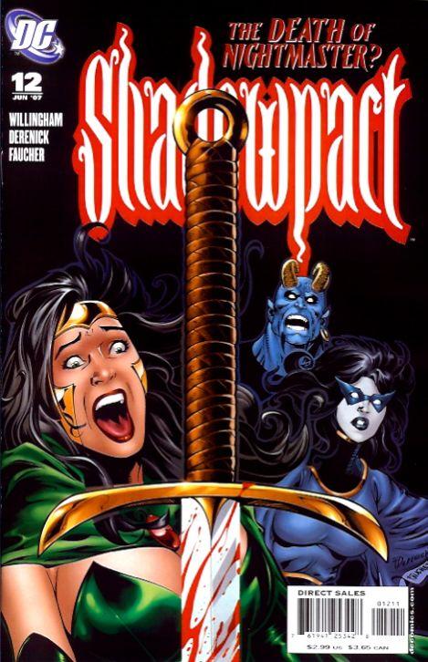Shadowpact Vol 1 12