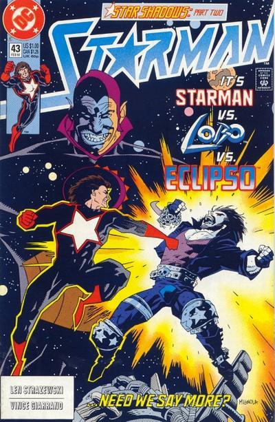 Starman Vol 1 43