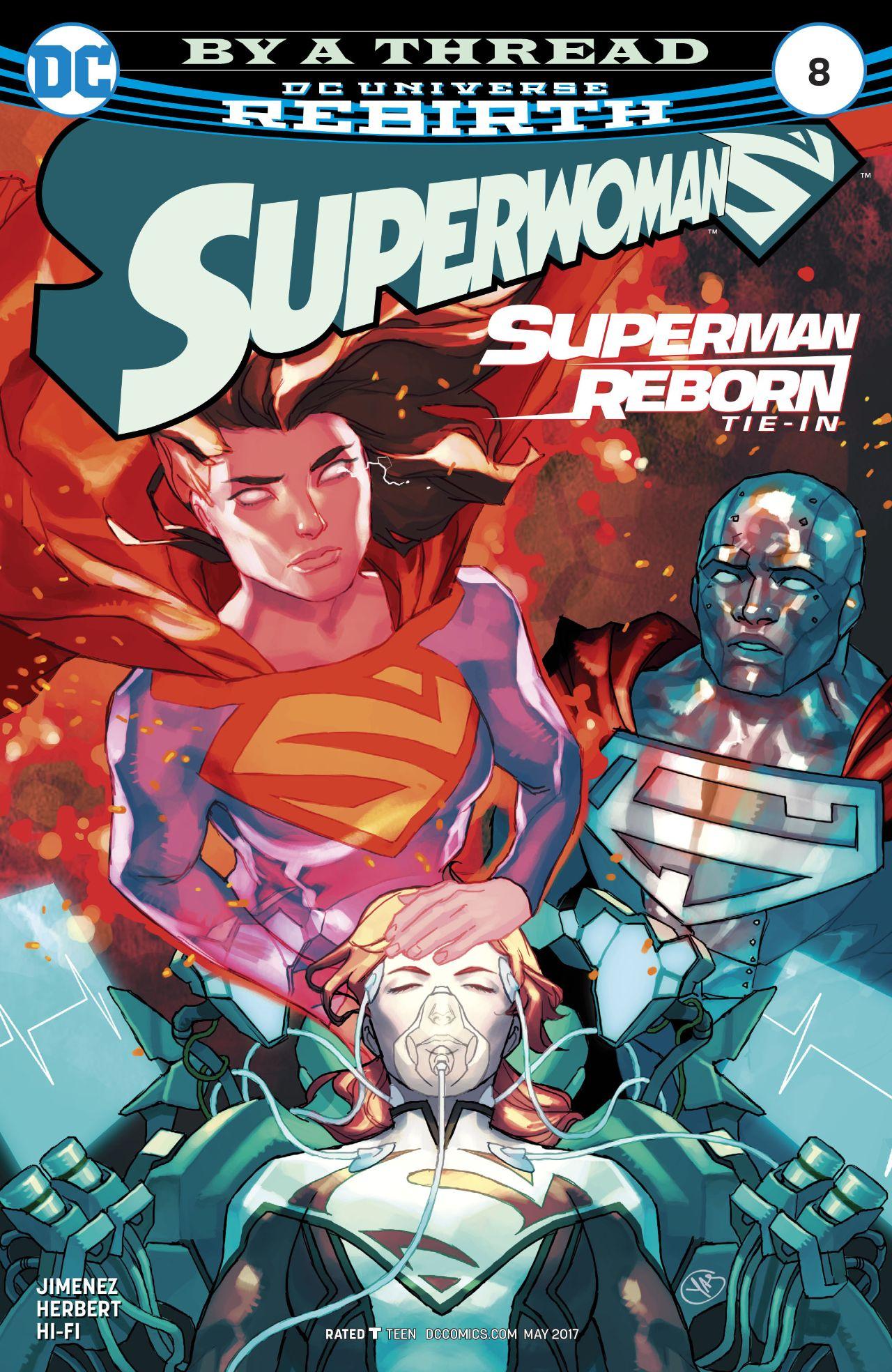 Superwoman Vol 1 8