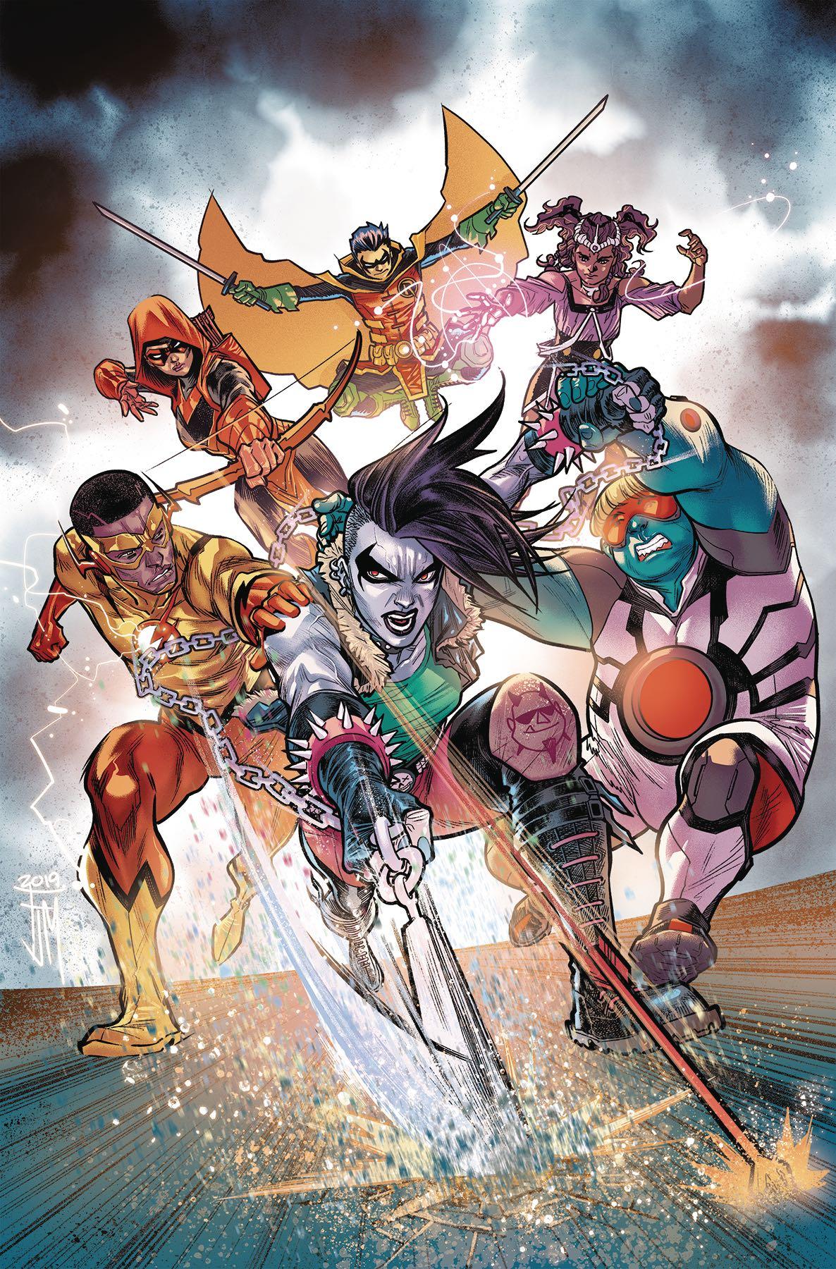 Teen Titans Vol 6 34 Textless.jpg
