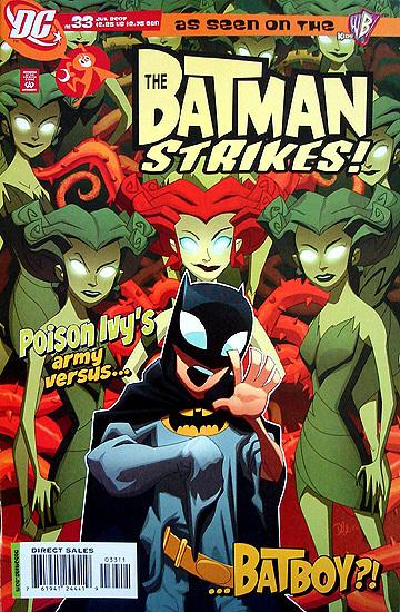 The Batman Strikes! Vol 1 33