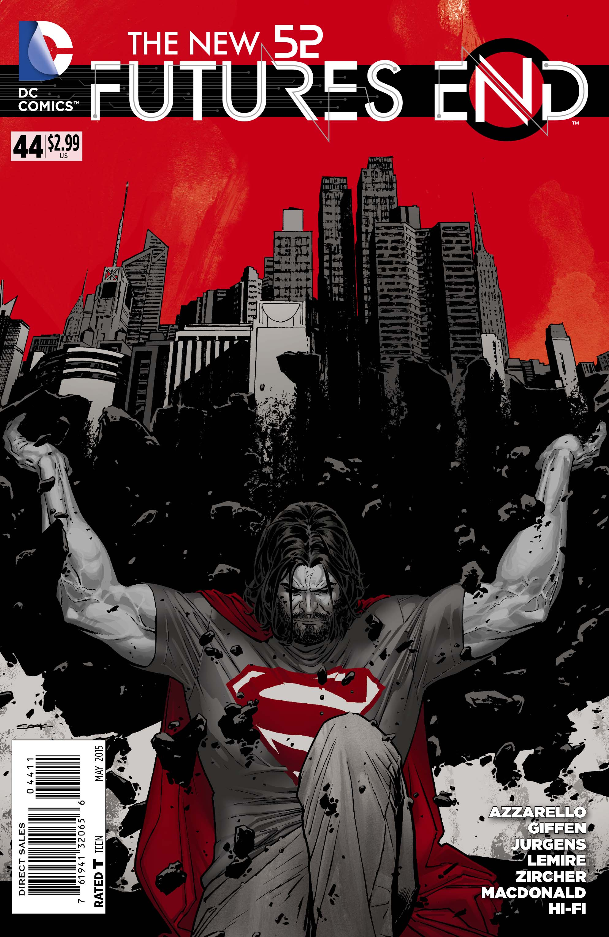 The New 52: Futures End Vol 1 44