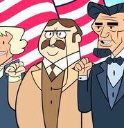 Theodore Roosevelt (Earth-Teen Titans)