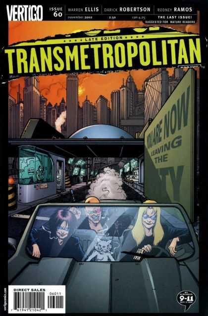 Transmetropolitan Vol 1 60